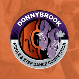 "Donnybrook Fiddle & Step Dance Competition<a href=""http://www.donnybrookfiddle.com"" target=""_blank""> (Visit Site)</a>"